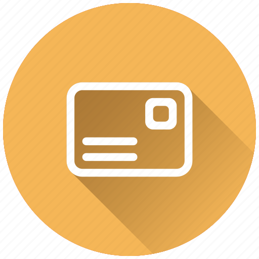 card, credit card, debit card, identity icon