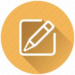 compose, draw, edit, notes, write icon