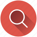 find, magnify, search, view