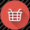 basket, cart, shop, shopping