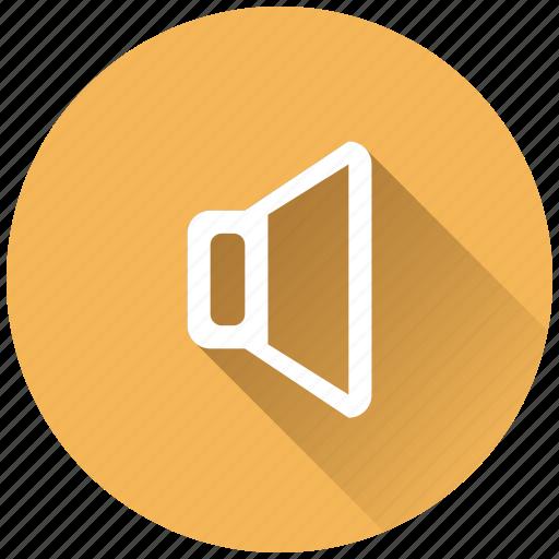 audio, noise, speaker, volume icon