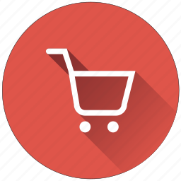 cart, luggage, shopping, trolley icon