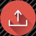 uploading icon