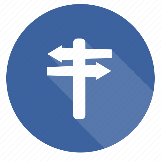 arrow, bord, creative, move, sign icon