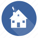 building, business, home, house, huis icon