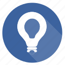 light, lamp, buy, business icon