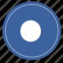 record, music, control, instrument, speaker icon