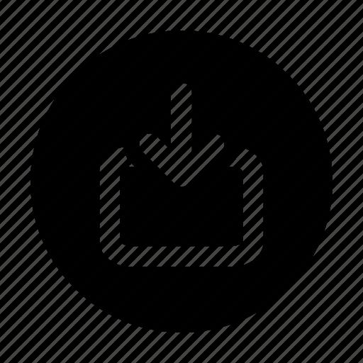 add, file, import, insert, move, plus icon