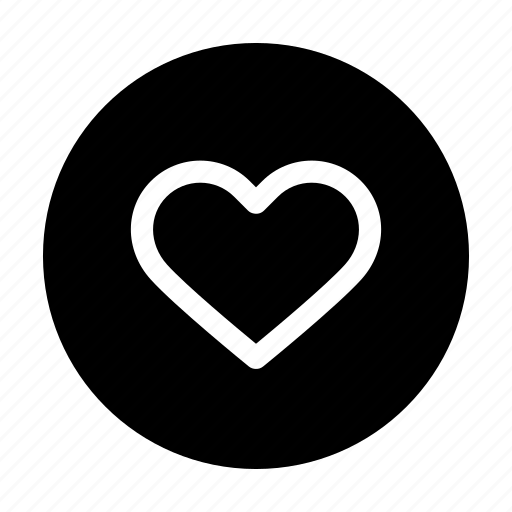 blank, favorite, heart, heart outline, like, love icon