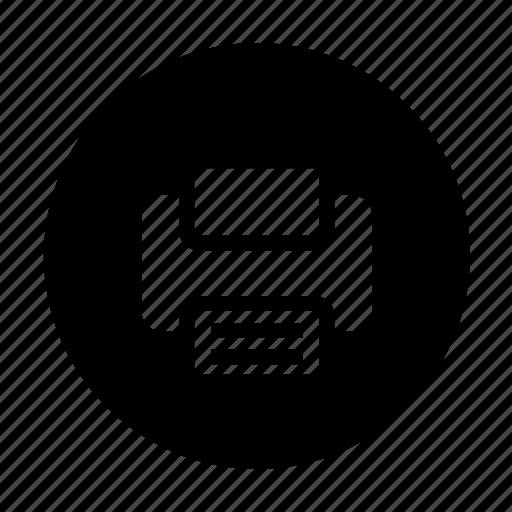 print, printer, publish, publisher, typographer icon