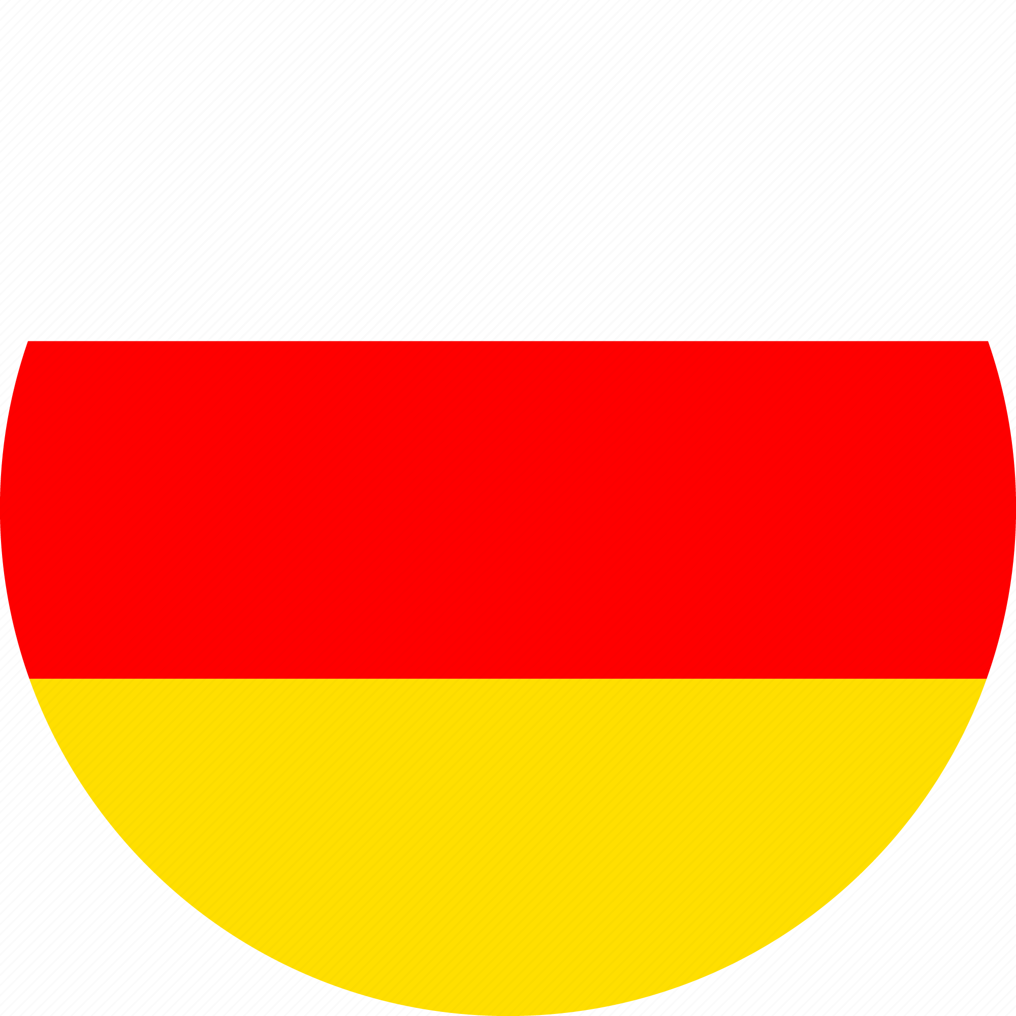 flag, ossetia, south icon