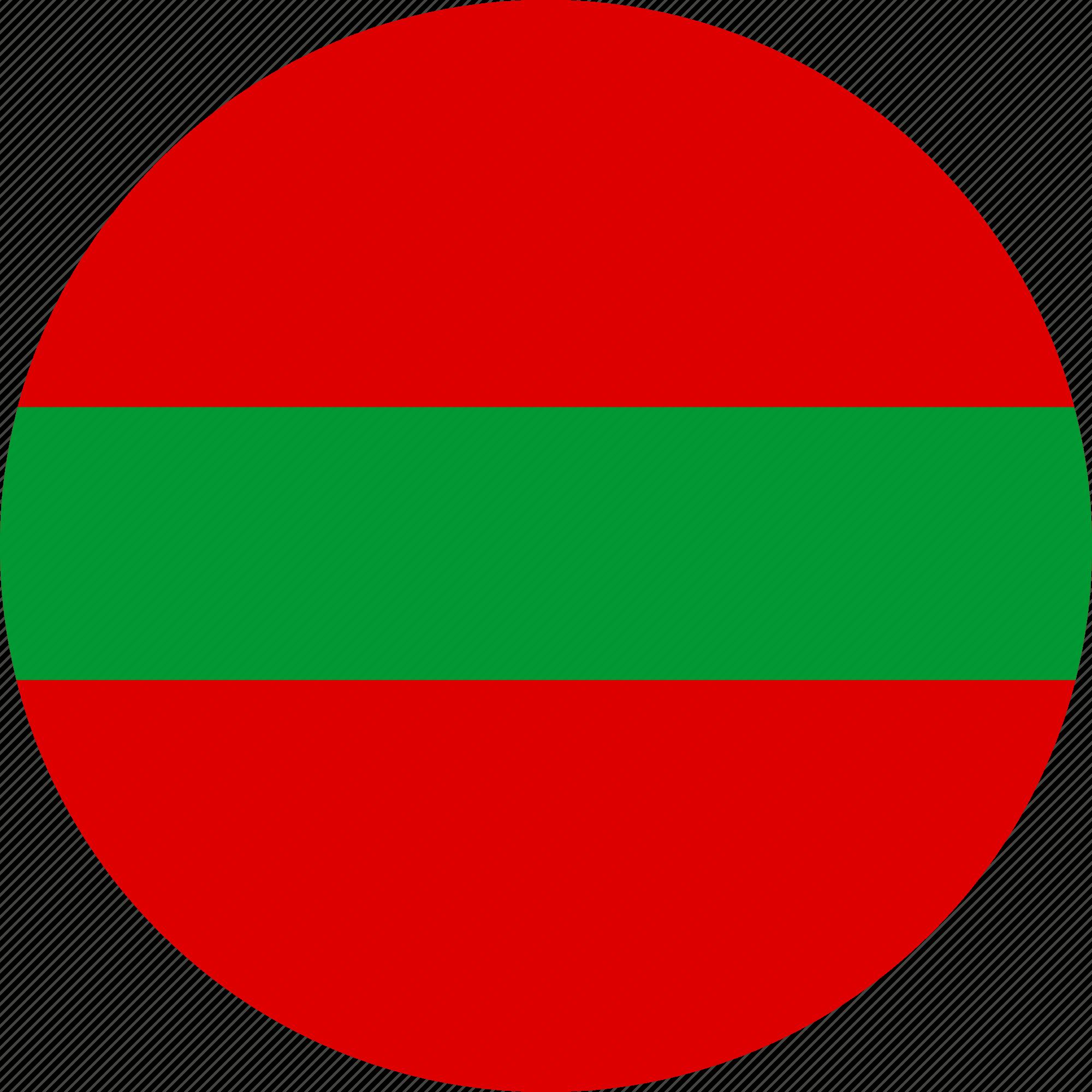 flag, transnistria icon