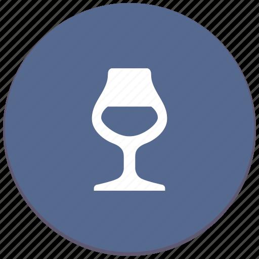 bocal, cognac, drink icon