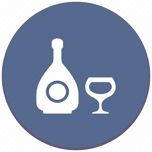 alcohol, brandy, cognac icon