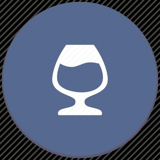 alcohol, bocal, brandy, cognac, glass icon