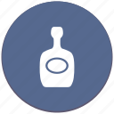 alcohol, bar, bottle, cognac, drink, wine icon