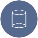 complex, figure, geometry, object icon