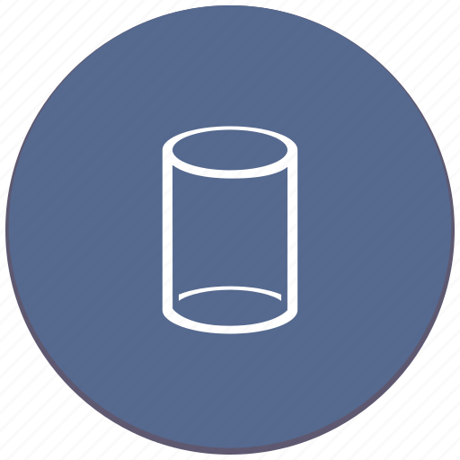 complex, geometry, object, round, tube icon