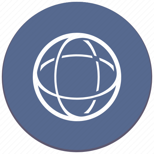 complex, figure, geometry, object, round, sphere icon