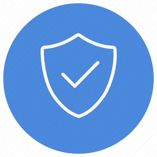check, ok, protected, safe, secure, secured, shield icon