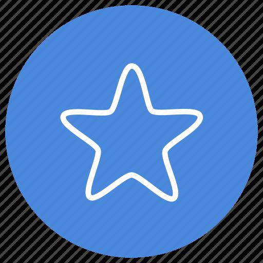 achievement, award, favorite, favourite, star icon