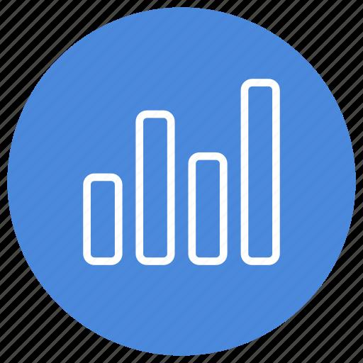 analysis, analytics, chart, evolution, report, statistics, stats icon