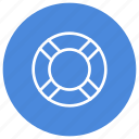 buoy, life support, support icon
