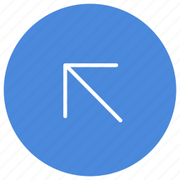 arrow, direction, gps, left, location, navigation, up icon