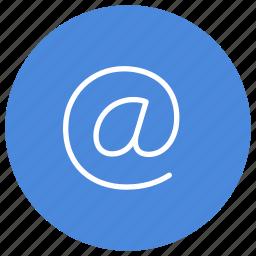 address, communication, conversation, email, mail, message, send icon