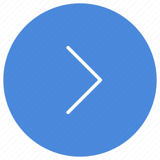 arrow, direction, expand, gps, location, navigation, right icon