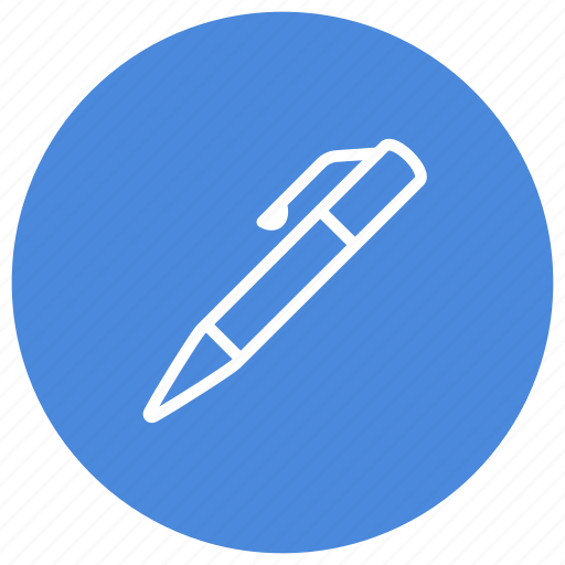 ink, pen, pencil, tool, tools, work, write icon