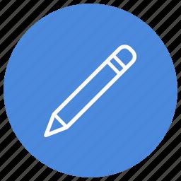 design, graphic, pencil, tool, tools, work, write icon