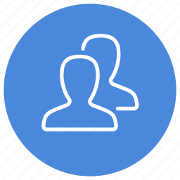 avatar, clients, customers, group, people, user icon