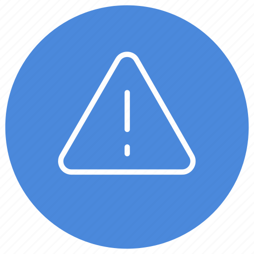 alarm, alert, attention, danger, exclamation, problem, warning icon