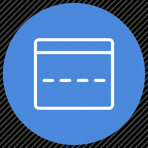 configuration, custom, horizontal, interface, split, user, window icon