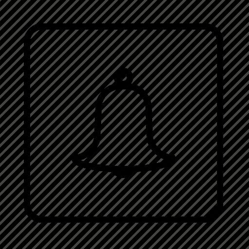 alarm, alert, bell, notification, notify, pinging, reminder, ring, ringer, sound, warning icon
