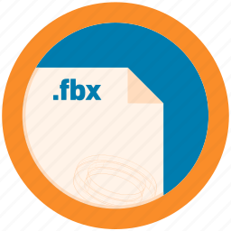 document, extension, file, format, fpx, round, roundettes icon