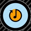 converter, music icon