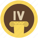 civilization, game, iv icon