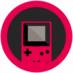 berry, color, console, emulator, game, gameboy, mobile icon