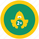 game, toki, tori icon