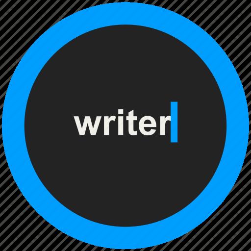pro, writer icon