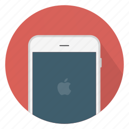 apple, call, device, iphone, phone, smartphone icon