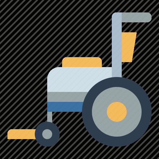 disabled, handicap, medical, wheelchair icon