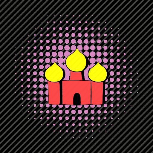 church, comics, dome, history, old, religion, russia icon