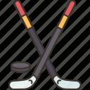 hockey, ice, sports, activity, game