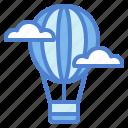 air, balloon, flight, holidays, hot, transportation