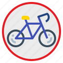 bicycle, bike, exercise, safety, sign, transport, transportation