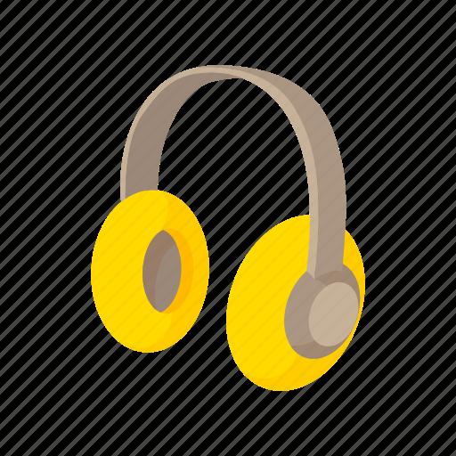 ear, equipment, headphones, loud, noise, protection, sound icon