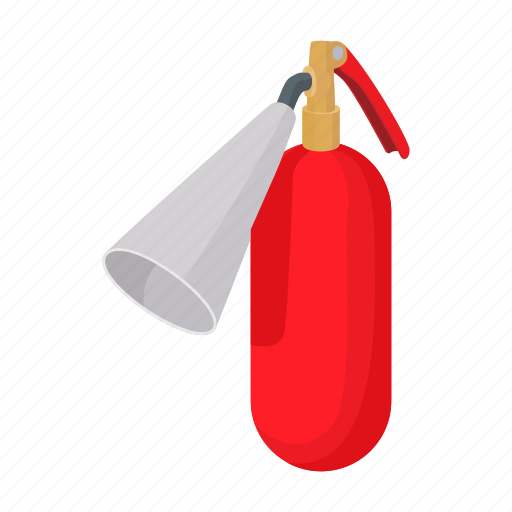 danger, emergency, equipment, extinguisher, fire, protection, safety icon